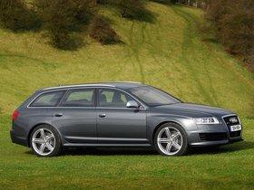 Ver foto 16 de Audi RS6 Avant UK 2008