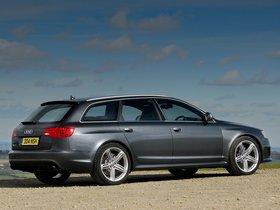 Ver foto 15 de Audi RS6 Avant UK 2008