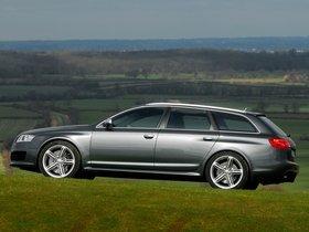 Ver foto 14 de Audi RS6 Avant UK 2008