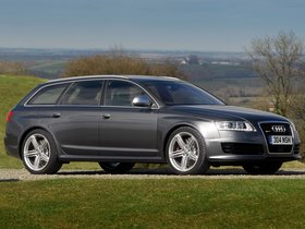 Ver foto 13 de Audi RS6 Avant UK 2008