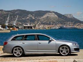 Ver foto 12 de Audi RS6 Avant UK 2008
