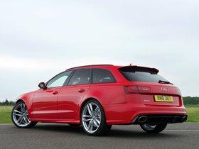 Ver foto 19 de Audi RS6 Avant UK 2013