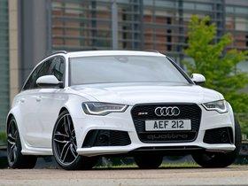 Ver foto 16 de Audi RS6 Avant UK 2013