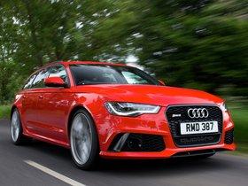 Ver foto 15 de Audi RS6 Avant UK 2013
