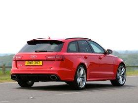 Ver foto 14 de Audi RS6 Avant UK 2013
