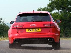 Ver foto 13 de Audi RS6 Avant UK 2013