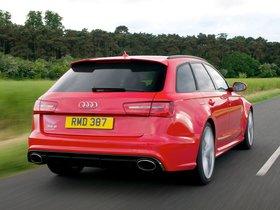 Ver foto 12 de Audi RS6 Avant UK 2013