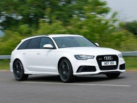 Ver foto 11 de Audi RS6 Avant UK 2013