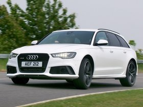 Ver foto 10 de Audi RS6 Avant UK 2013