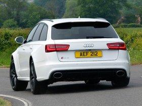 Ver foto 9 de Audi RS6 Avant UK 2013