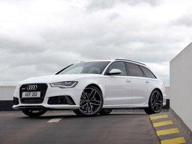 Ver foto 8 de Audi RS6 Avant UK 2013