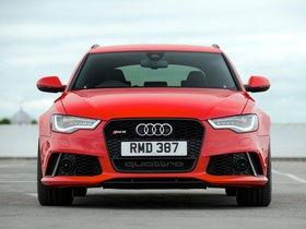 Ver foto 6 de Audi RS6 Avant UK 2013