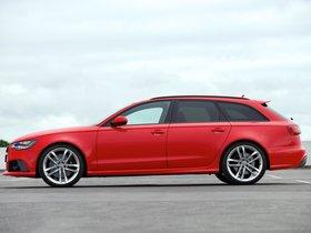 Ver foto 4 de Audi RS6 Avant UK 2013