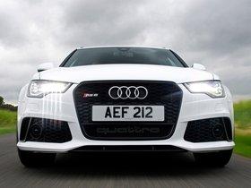 Ver foto 2 de Audi RS6 Avant UK 2013