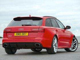 Ver foto 25 de Audi RS6 Avant UK 2013