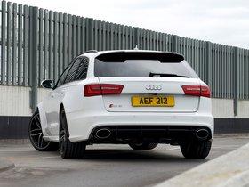 Ver foto 23 de Audi RS6 Avant UK 2013