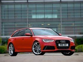 Ver foto 22 de Audi RS6 Avant UK 2013