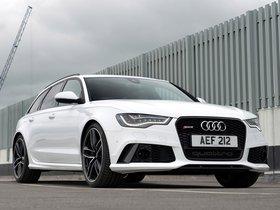Ver foto 21 de Audi RS6 Avant UK 2013