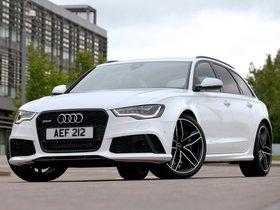 Ver foto 20 de Audi RS6 Avant UK 2013