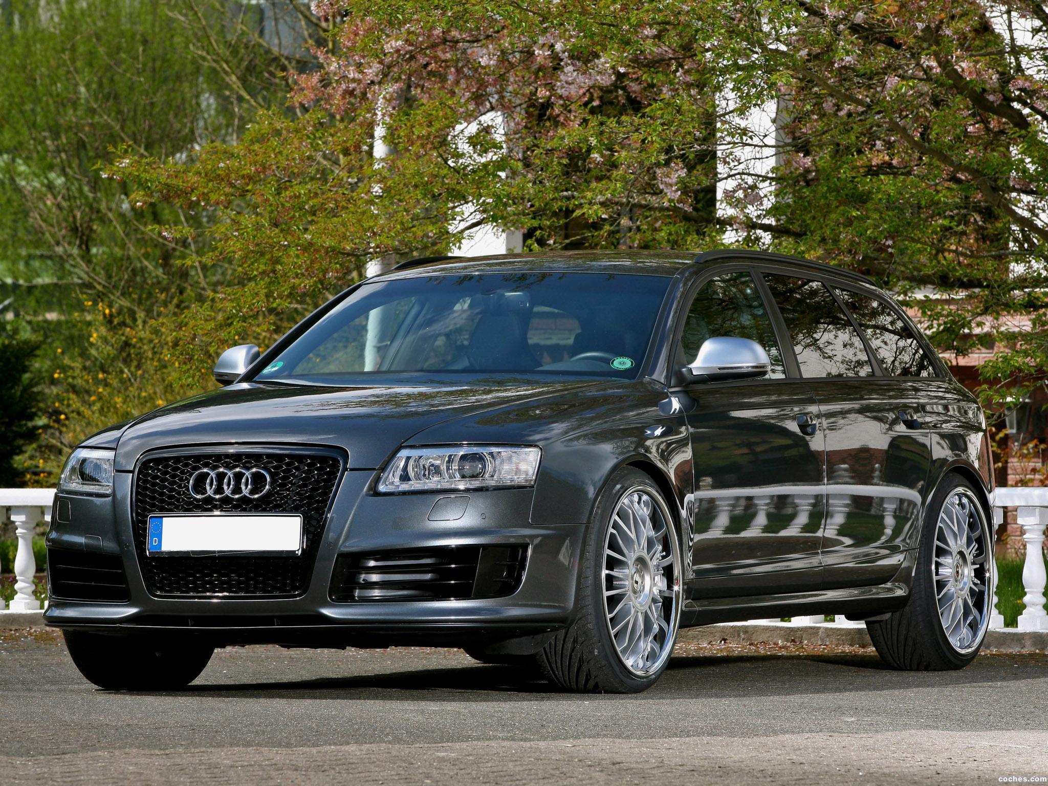 Foto 0 de Audi RS6 Avant by Reifen Koch 2010