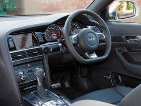 Ver foto 10 de Audi RS6 Sedan UK 2008
