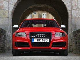 Fotos de Audi RS6 Sedan UK 2008