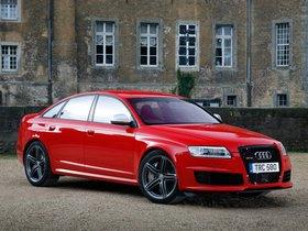 Ver foto 9 de Audi RS6 Sedan UK 2008