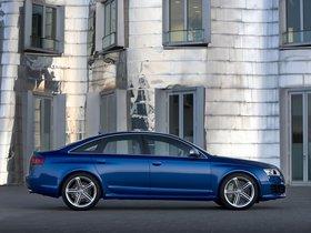 Ver foto 8 de Audi RS6 Sedan UK 2008