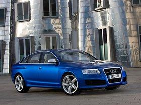 Ver foto 7 de Audi RS6 Sedan UK 2008