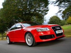 Ver foto 4 de Audi RS6 Sedan UK 2008
