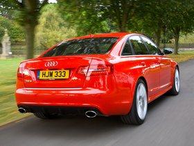 Ver foto 3 de Audi RS6 Sedan UK 2008