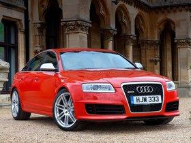 Ver foto 2 de Audi RS6 Sedan UK 2008