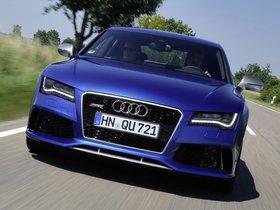 Ver foto 30 de Audi RS7 2013