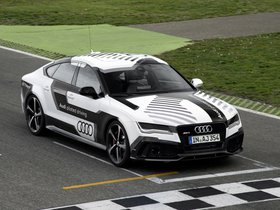 Ver foto 12 de Audi RS7 Piloted Driving Concept 2014