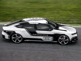 Ver foto 11 de Audi RS7 Piloted Driving Concept 2014