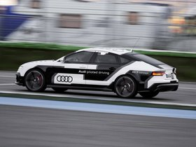 Ver foto 10 de Audi RS7 Piloted Driving Concept 2014
