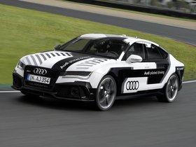 Ver foto 8 de Audi RS7 Piloted Driving Concept 2014