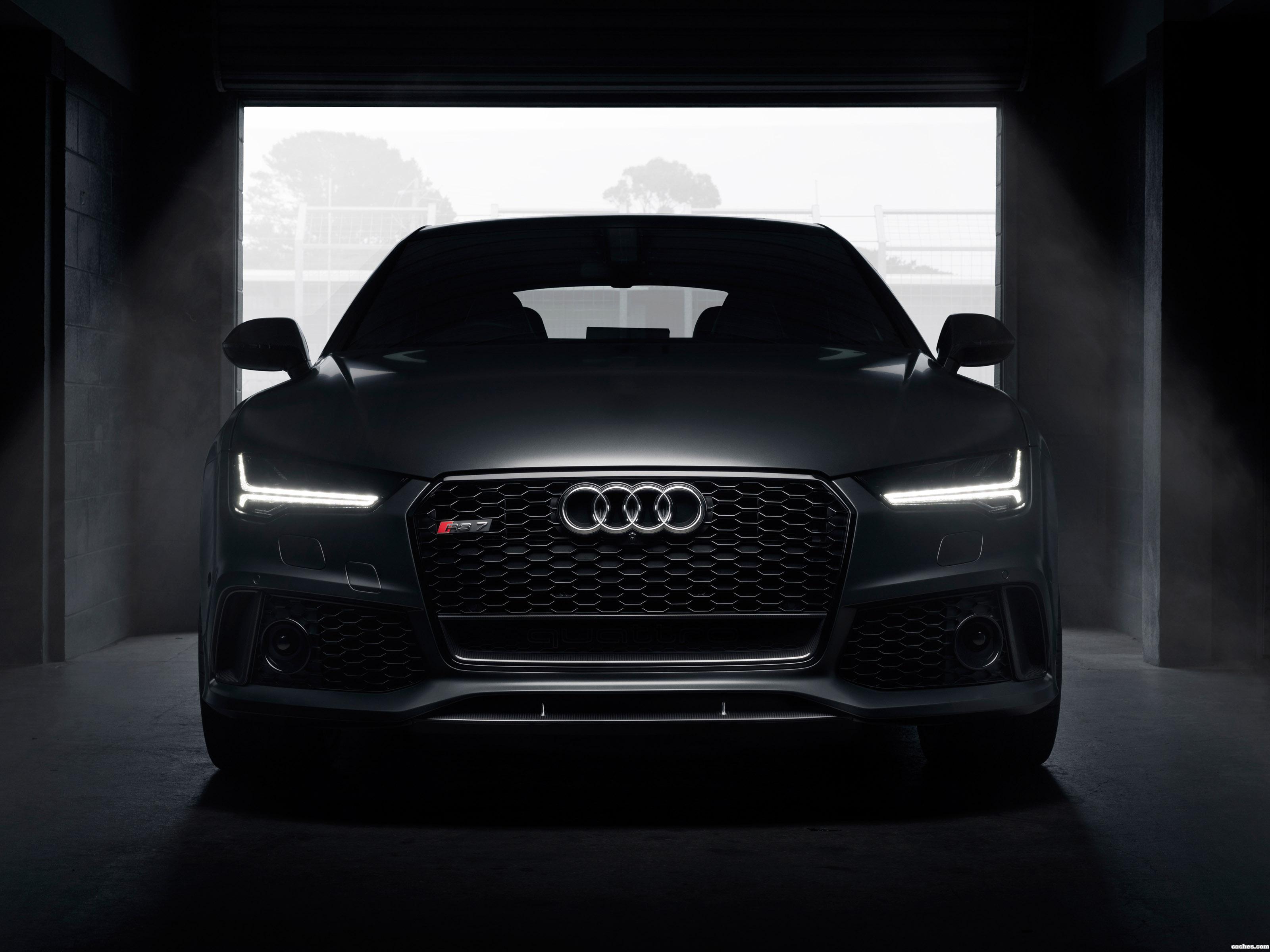 Foto 0 de Audi RS7 Sportback Australia 2015