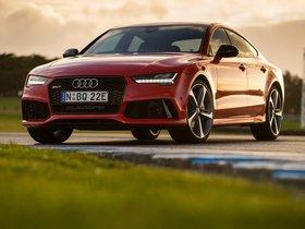 Ver foto 9 de Audi RS7 Sportback Australia 2015