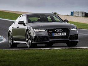 Ver foto 3 de Audi RS7 Sportback Australia 2015
