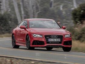 Ver foto 7 de Audi RS7 Sportback Australia 2014