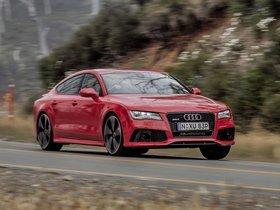 Ver foto 5 de Audi RS7 Sportback Australia 2014