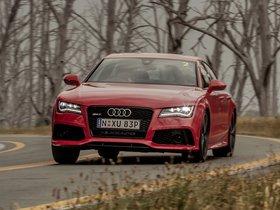 Ver foto 4 de Audi RS7 Sportback Australia 2014