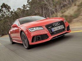 Ver foto 3 de Audi RS7 Sportback Australia 2014