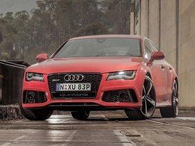 Ver foto 1 de Audi RS7 Sportback Australia 2014