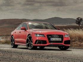 Ver foto 14 de Audi RS7 Sportback Australia 2014