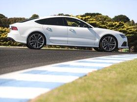 Ver foto 2 de Audi RS7 Sportback Performance Australia 2016