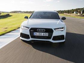 Ver foto 7 de Audi RS7 Sportback Performance Australia 2016