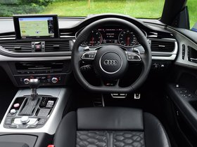 Ver foto 9 de Audi RS7 Sportback Performance UK 2016