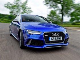 Ver foto 3 de Audi RS7 Sportback Performance UK 2016